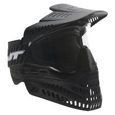 Jt ProFlex Paintball Mask - Limited Edition Black/Black